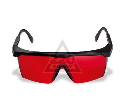 Очки защитные BOSCH красные (1.608.M00.05B), защитные очки  - купить со скидкой