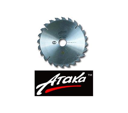 Диск пильный твердосплавный ATAKA 190 Х 24 Х 20