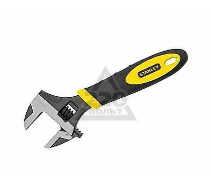 Ключ гаечный разводной STANLEY MaxSteel 0-90-949