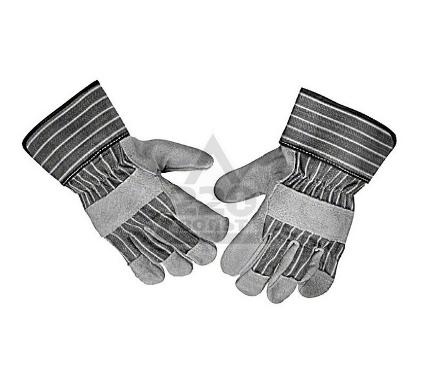 Перчатки спилковые BOSCH из воловьей кожи (2.607.000.134)