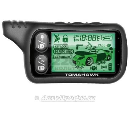 Сигнализация TOMAHAWK TZ-7010