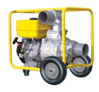 Бензиновая мотопомпа CHAMPION GP100E