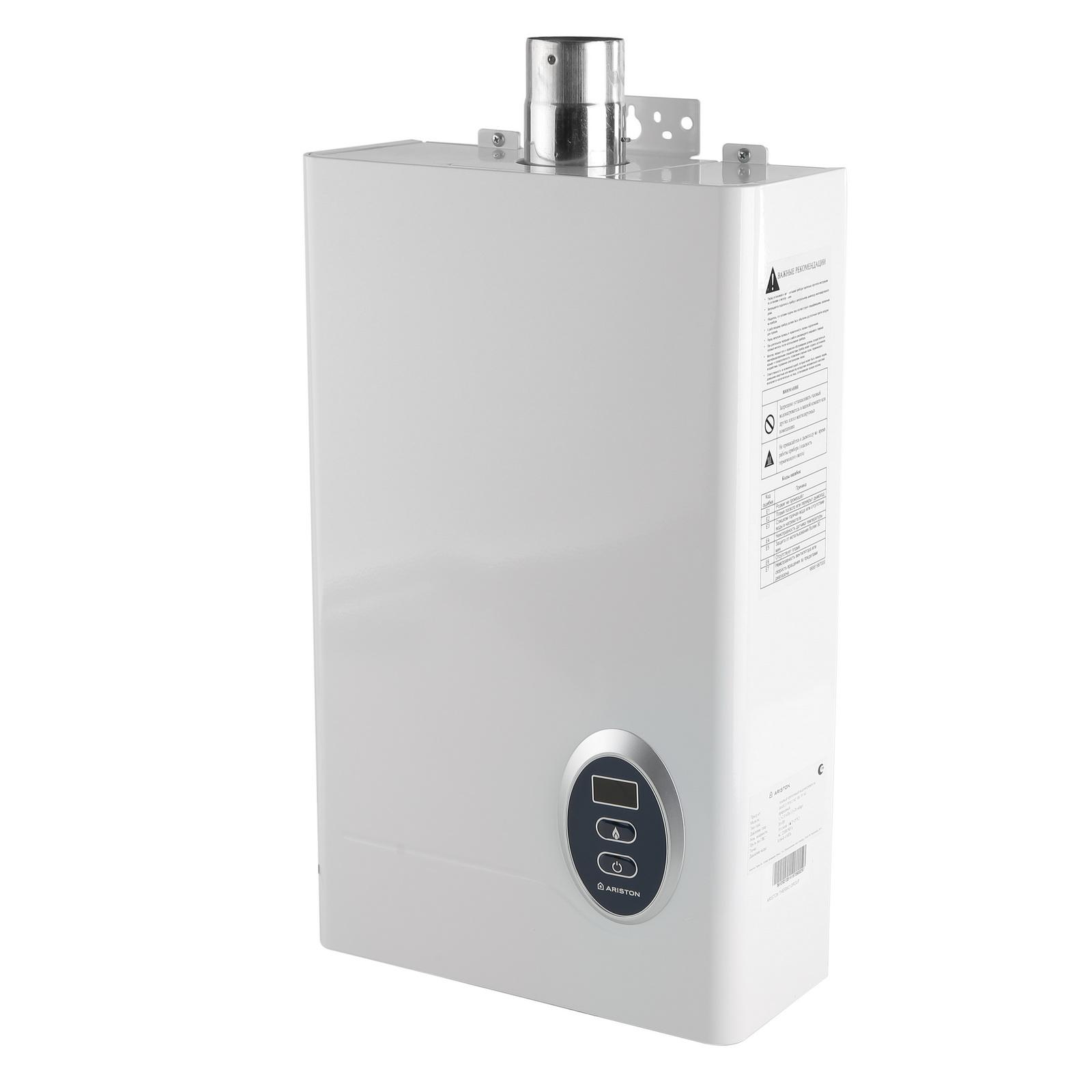 Газовый проточный водонагреватель Ariston Marco polo m2 10l ff газовый