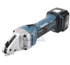 Аккумуляторные шлицевые ножницы по металлу MAKITA BJS160RFE