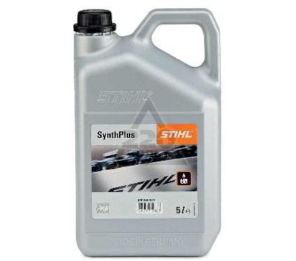 Масло для пильных цепей STIHL SynthPlus (5 л)