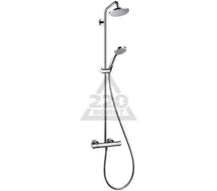 Душевая система HANSGROHE Showerpipe Croma 100 27169000