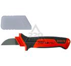 Нож строительный HAUPA 200000