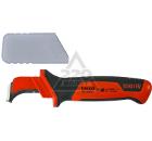 Нож строительный HAUPA 200007