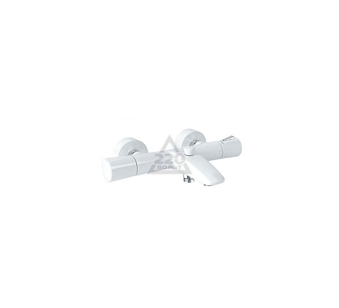 Смеситель с термостатом белый KLUDI ZENTA 351019138