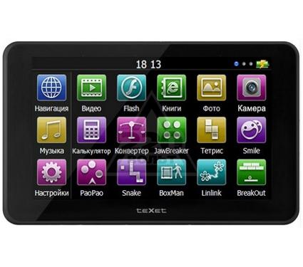 Навигатор TEXET TN-522 HD DVR NAVITEL