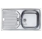 Мойка кухонная из нержавеющей стали FRANKE ETN 614 101.0060.162