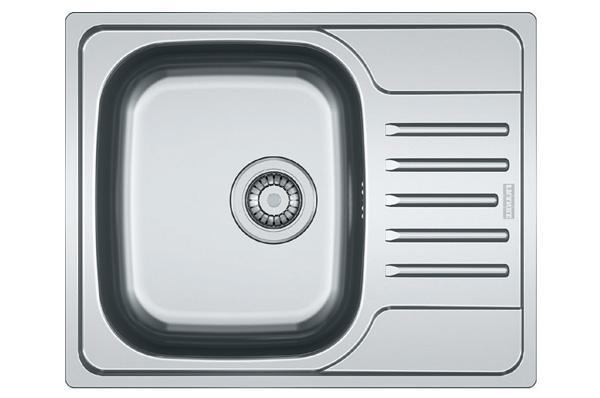 Мойка кухонная из нержавеющей стали Franke Pxl 611-60