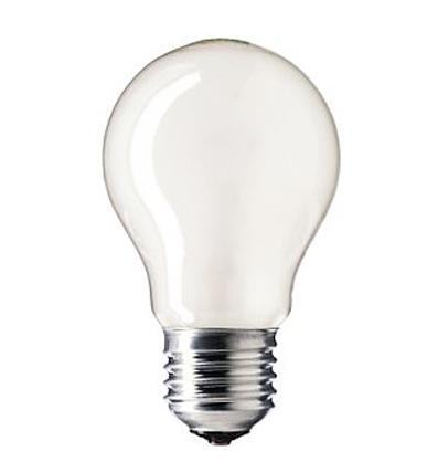 Лампа накаливания Philips A55  75w e27 fr