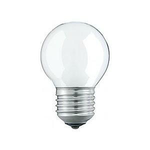 Лампа накаливания Philips P45  40w e27 fr