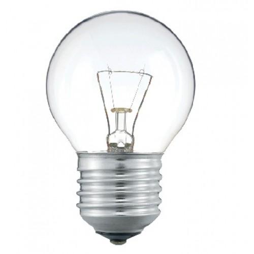 Лампа накаливания Philips P45  60w e27 cl лампа накаливания philips p45 60w e14 cl