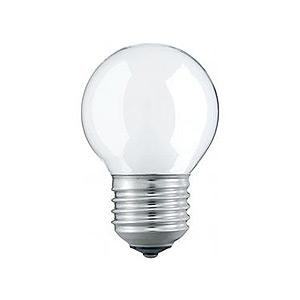 Лампа накаливания Philips P45  60w e27 fr