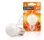 Лампа светодиодная ECOWATT P45 230В 4.7(40)W 2700K E27