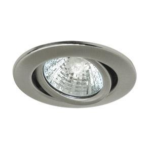 Светильник встраиваемый АКЦЕНТ 113aa матовый никель