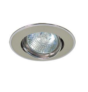 Светильник встраиваемый АКЦЕНТ 113aa хром