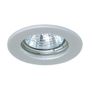 Светильник встраиваемый АКЦЕНТ 114a жемчужное серебро