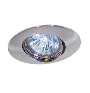 Светильник встраиваемый АКЦЕНТ Wl-110 матовый хром