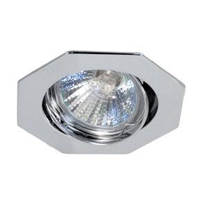 Светильник встраиваемый АКЦЕНТ Wl-165 хром
