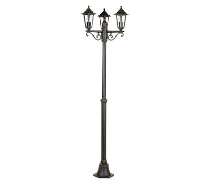 Светильник уличный DUEWI Southampton 226 см