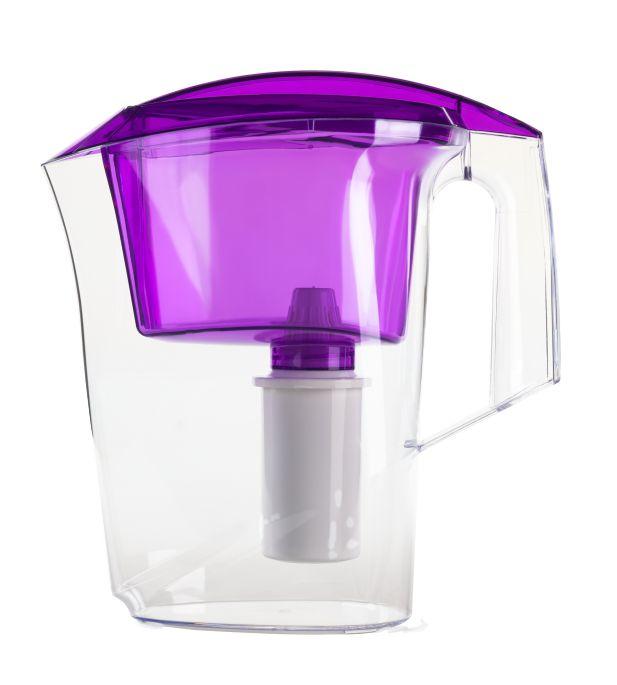 Фильтр-кувшин для жесткой воды ГЕЙЗЕР Дельфин Ж сиреневый 5piece 100% new max17411gtm max17411 qfn chiset