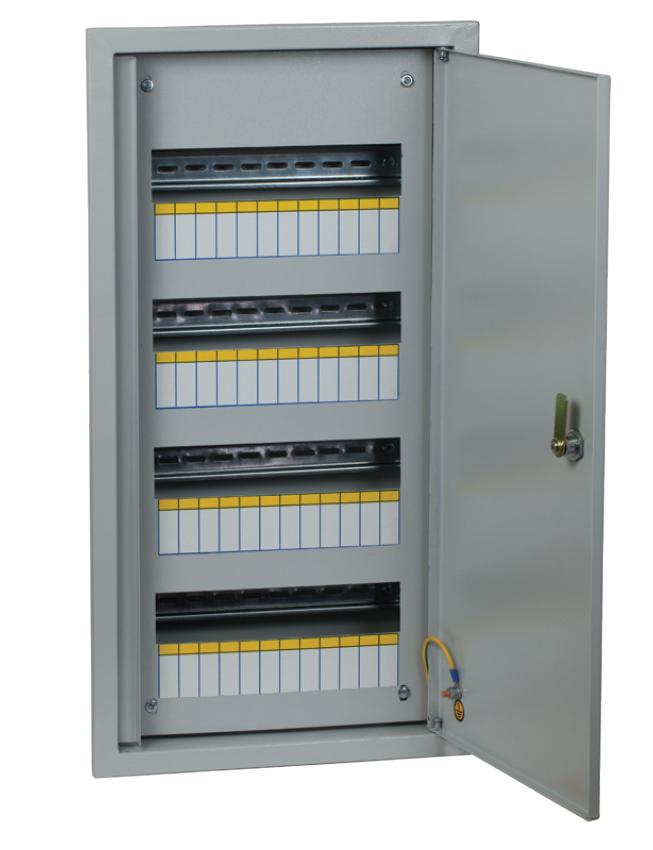 Щит Ekf ЩРВ-48(з) выключатель ekf apd2 13 18