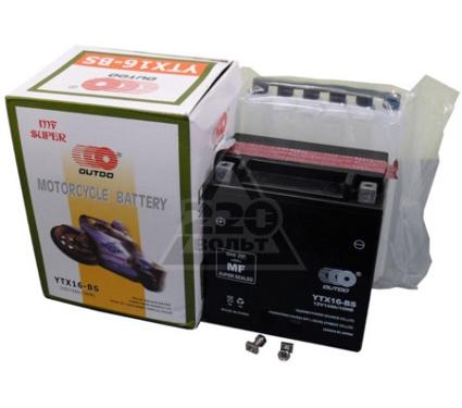 Аккумулятор OUTDO YTX16-BS