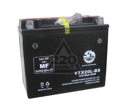 Аккумулятор OUTDO YTX20L-BS