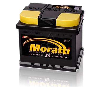 Аккумулятор MORATTI VRLA YTX24HL-BS