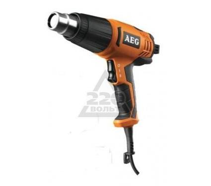 Фен технический AEG HG 600 VK с насадками