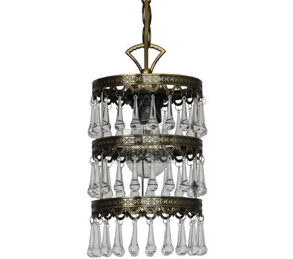 Светильник подвесной WUNDERLICHT YW2618AB-P1