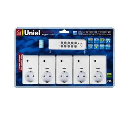Пульт управления световыми приборами UNIEL USH-P004-G5