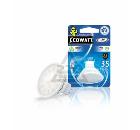 Лампа светодиодная ECOWATT MR16 12В 3.2(35)W