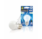 Лампа светодиодная ECOWATT P45 230В 4.7(40)W