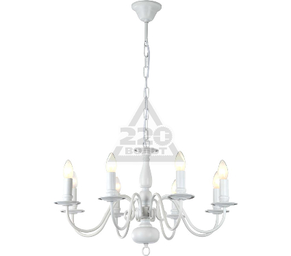 Люстра ARTE LAMP ANTWERP A1029LM-8WC