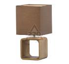 Лампа настольная ARTE LAMP WOODS A1010LT-1BR