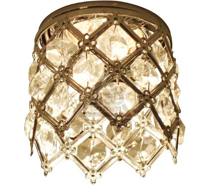Светильник встраиваемый ARTE LAMP BRILLIANT A7050PL-1CC