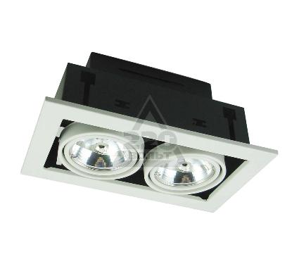 Купить Светильник встраиваемый ARTE LAMP TECHNIKA A5930PL-2WH, светильники встраиваемые