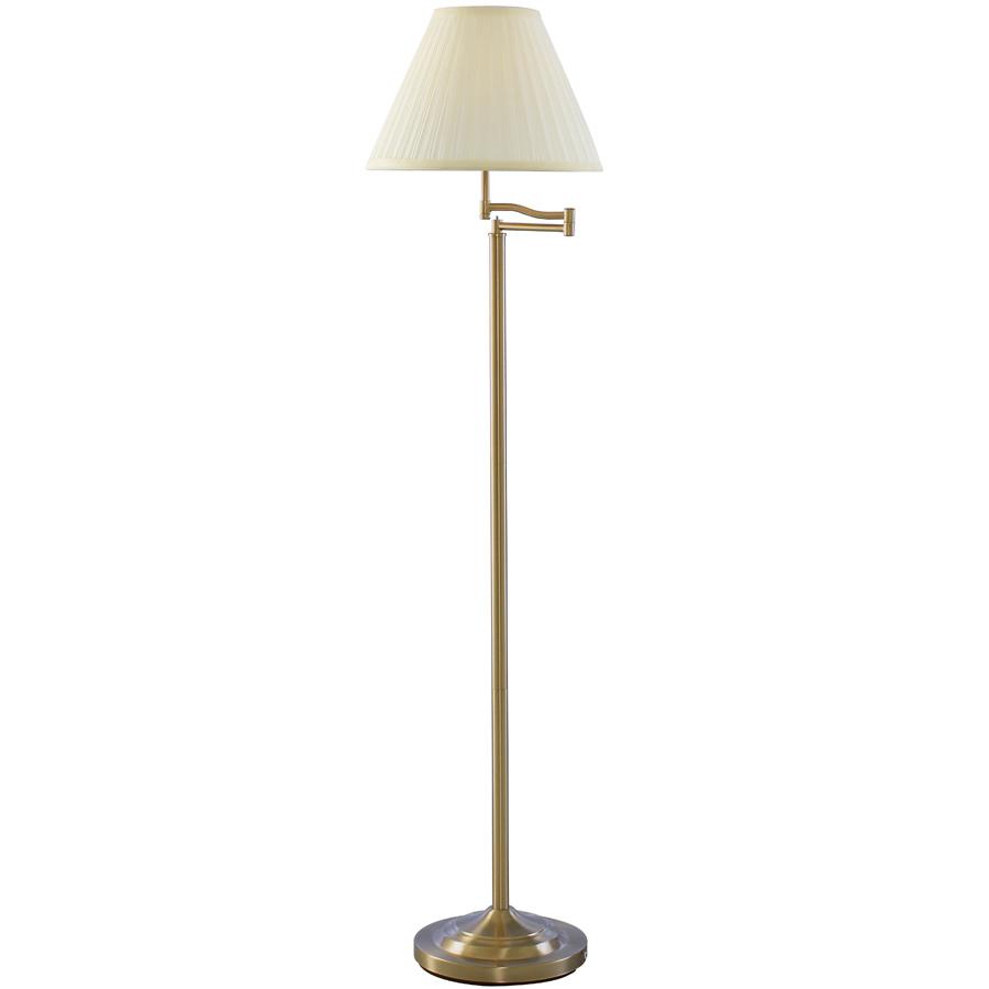 Торшер Arte lamp California a2872pn-1ss