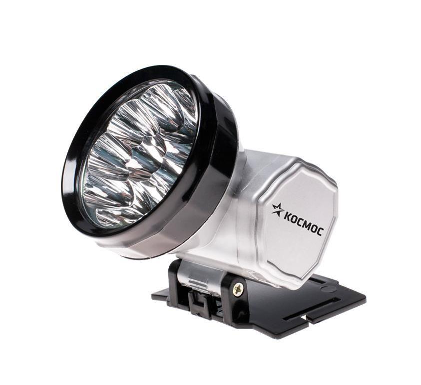 Налобный фонарь КОСМОС Accuh10 led