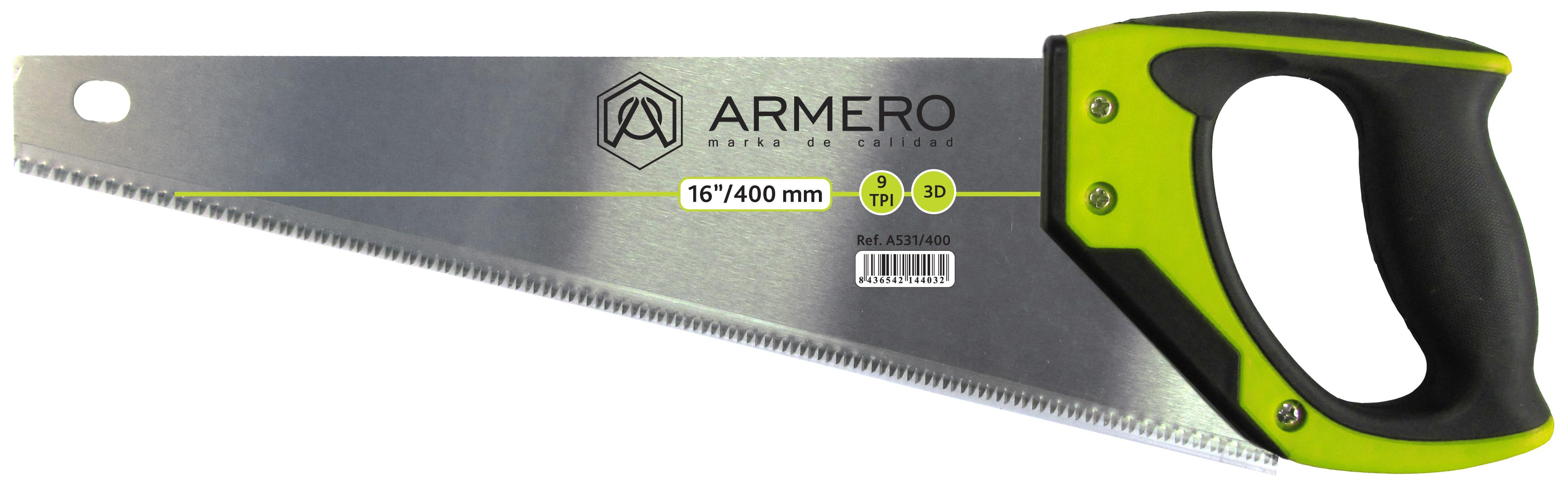 Ножовка Armero As31/400