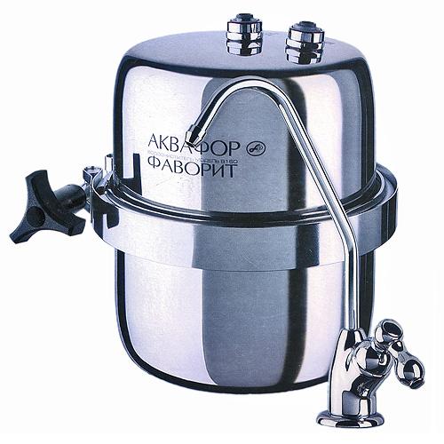 Фильтр для очистки воды АКВАФОР Фаворит В150-5