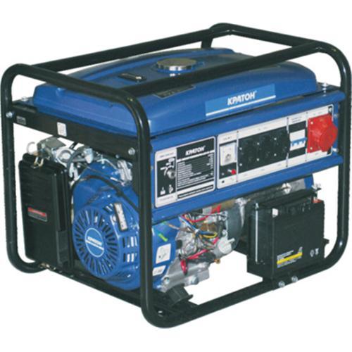 Бензиновый генератор КРАТОН Gg-6,0m-3Рe от 220 Вольт
