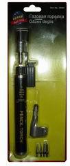 Горелка газовая Skrab 26964  5 насадок