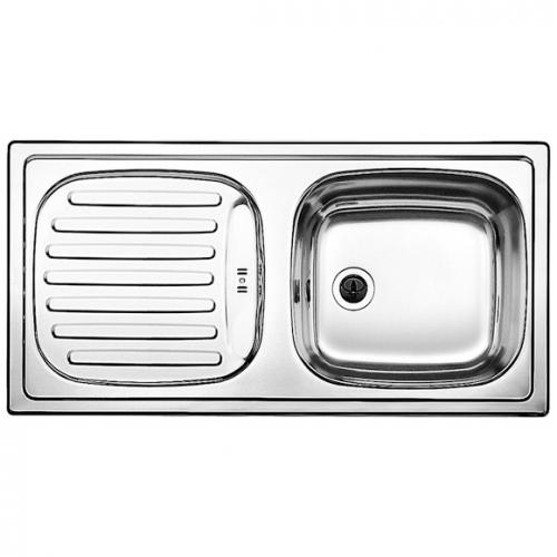 Мойка кухонная из нержавеющей стали Blanco Flex 511917