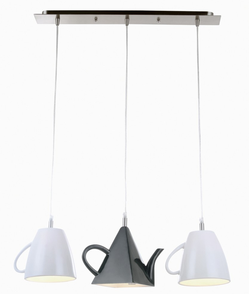 Люстра Arte lamp A6604sp-3wh