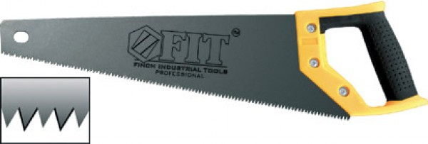 Ножовка по дереву Fit 40545